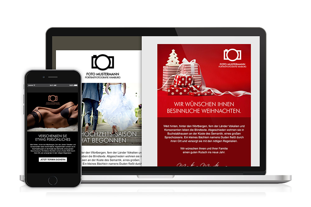 Newsletter als Marketinginstrument für Fotografen